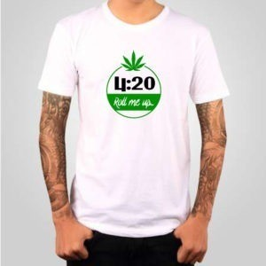 420 Roll Me Up T-Shirt