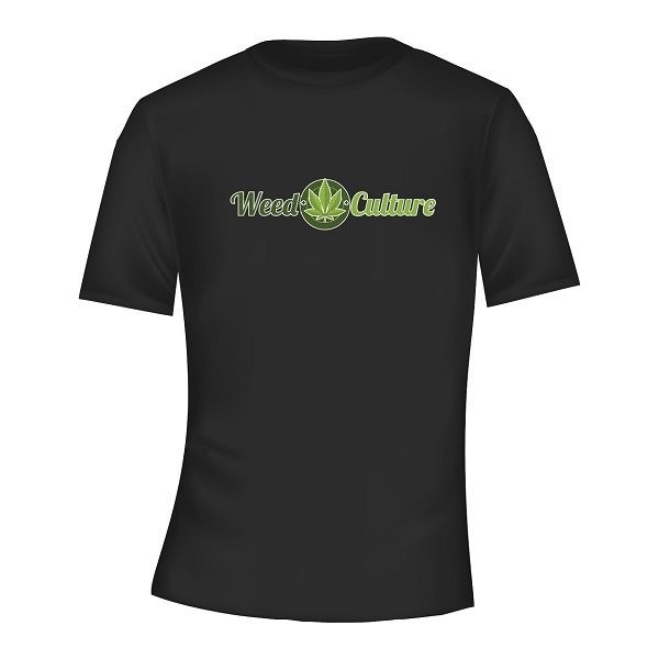 Weed Culture Mens T-Shirt