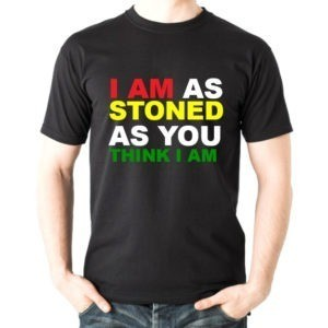 Stoned As You Think t-shirt
