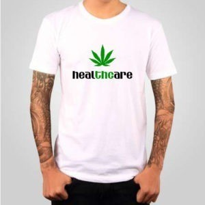health care THC t-shirt